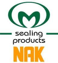 RETENES NAK AZULES  Oil seal nak